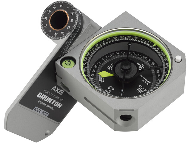 Brunton Pocket Transit Axis 0-360 Compass